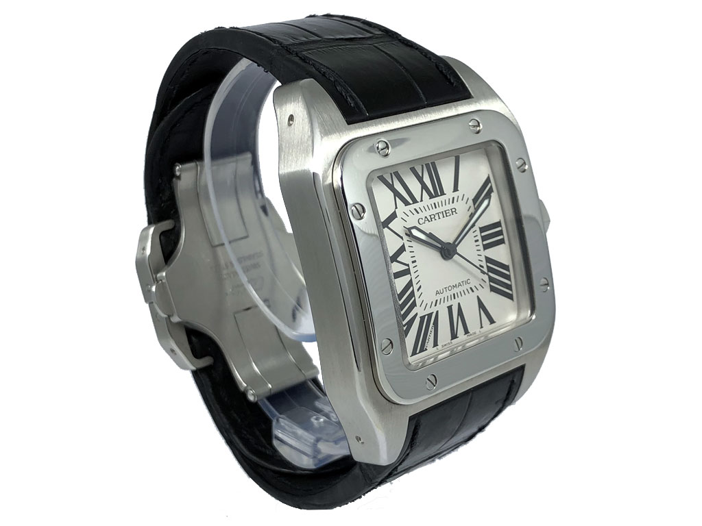 7cdac60ff2799 Cartier Santos 100 XL 2656 – Watchway – Luxury Watches