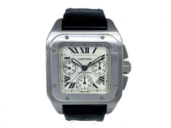 Cartier Santos Chrono (2)