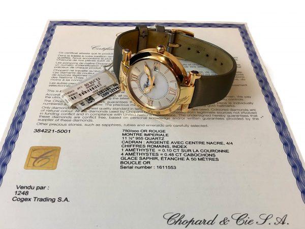 Chopard Gold White (1)