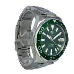 Tag Heuer Calibre 5 Green (2)