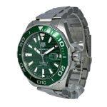 Tag Heuer Calibre 5 Green (8)